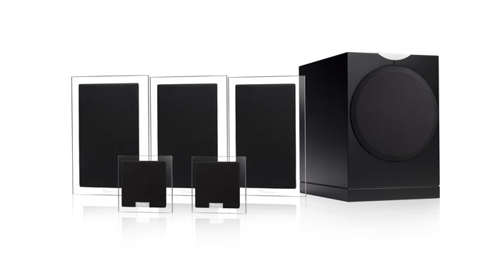pack home cinema pack 2 waterfall audio. Black Bedroom Furniture Sets. Home Design Ideas